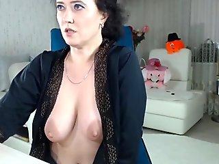 big boob blonde grandma enjoys her first german gangbang swinger club fuck orgy